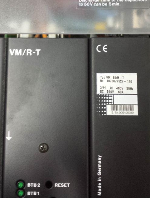 Boschtyp Vm 60 R T Measurite